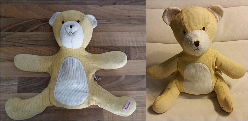 Käthe-Kruse Teddy